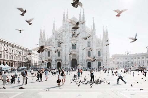 Milan Cathedral , Duomo di Milano, Cathedral, Milan, Beautyfitnessfood, travel, BFF