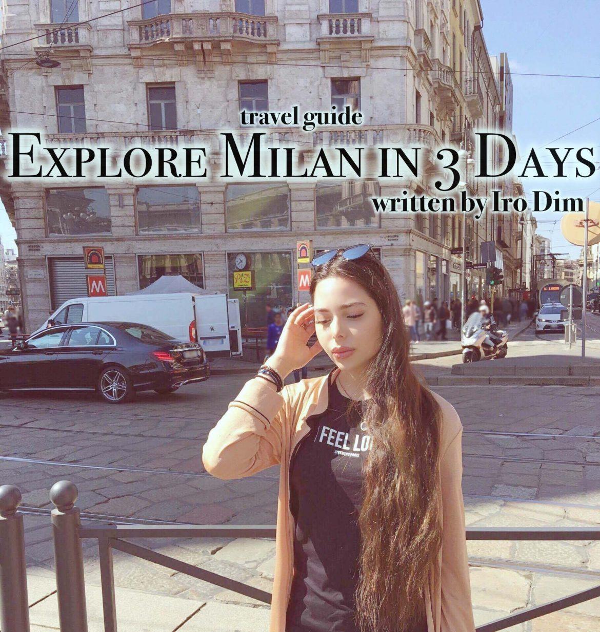 Milan, Explore Milan in Just 3 Days, Visit Milan